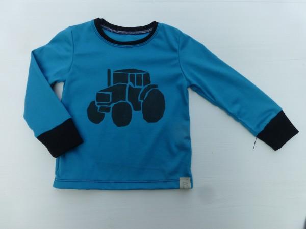 "Langarmshirt ""Traktor"" Gr.80"
