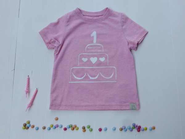 Geburtstagsshirt Mädchen