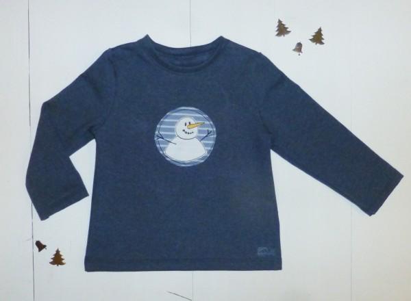 Schneemann Pullover