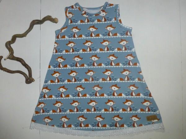 Mädchenkleid Fuchs